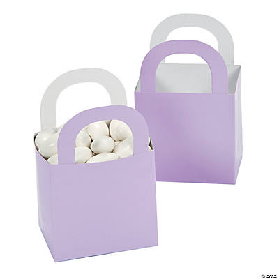 Lilac Favor Gift Baskets