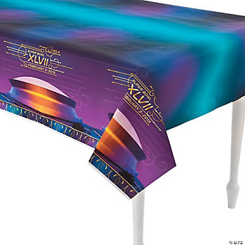 Super Bowl XLVII 2013 Table Cover