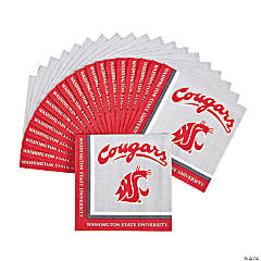 NCAA™ Washington State University Cougars Luncheon Napkins