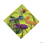 Paper Bug Luncheon Napkins