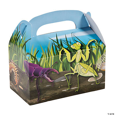 Bug Treat Boxes