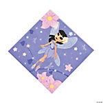 Ballerina Fairies Luncheon Napkins