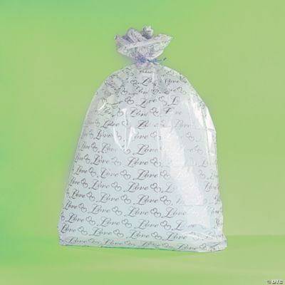 wedding jumbo gift bags in 3 959 34 48 plastic wedding jumbo gift ...