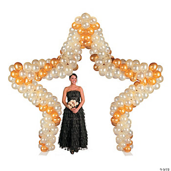 Star Balloon Arch Frame
