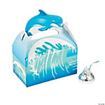 Mini Dolphin Treat Boxes
