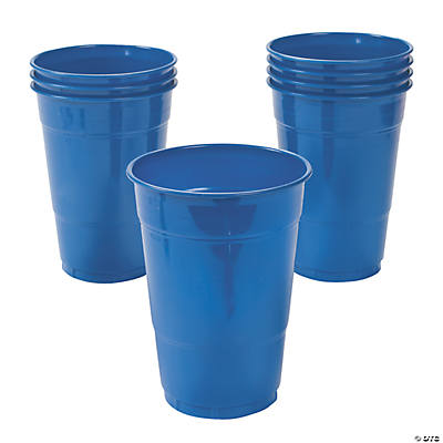 True Blue Cups