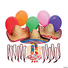 Fiesta Party Assortment For 12