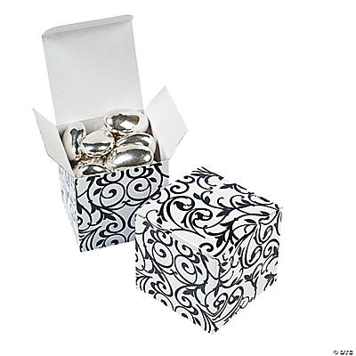 Black & White Gift Boxes