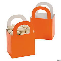 Orange Favor Gift Baskets