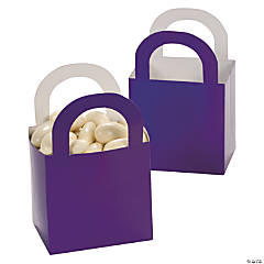 Purple Favor Gift Baskets