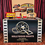 Personalized Hollywood Table Runner