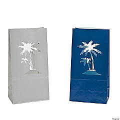 Palm Tree Luminary Bags