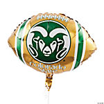 NCAA™ Colorado State Mylar Balloon