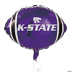 NCAA™ Kansas State Mylar Balloon