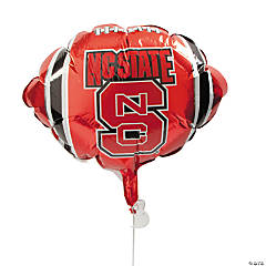 NCAA™ North Carolina State Wolfpack Mylar Balloon