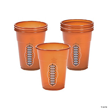 Football Disposable Cups