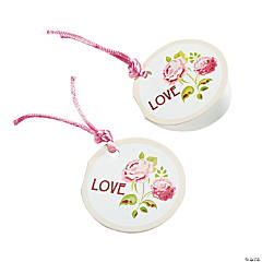 Vintage Collection Wedding Favor Tags