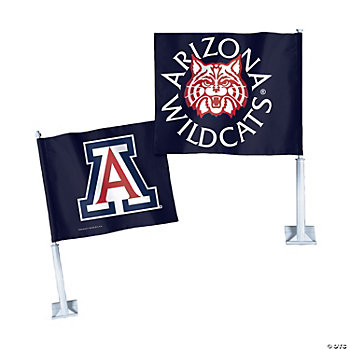 NCAA™ Arizona Wildcats Car Flag