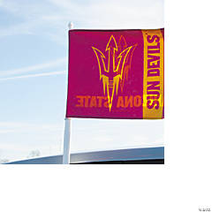 NCAA™ Arizona State Sun Devils Car Flag