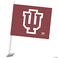 NCAA™ Indiana Hoosiers Car Flag