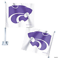 NCAA™ Kansas State Wildcats Car Flag