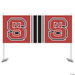 NCAA™ North Carolina State Wolfpack Car Flag