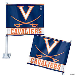 NCAA™ Virginia Cavaliers Car Flag