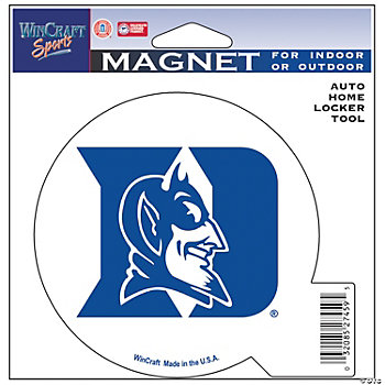 NCAA™ Duke Blue Devils Car Magnet