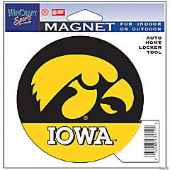 NCAA™ Iowa Hawkeyes Car Magnet