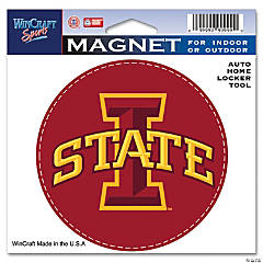 NCAA™ Iowa State Cyclones Car Magnet