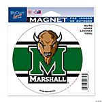NCAA™ Marshall Thundering Herd Car Magnet