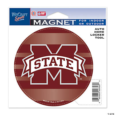 NCAA™ Mississippi Bulldogs Car Magnet