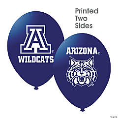 NCAA™ Arizona Wildcats Latex Balloons