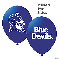NCAA™ Duke Blue Devils Latex Balloons