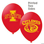 NCAA™ Iowa State Cyclones Latex Balloons