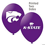 NCAA™ Kansas State Wildcats Latex Balloons