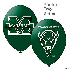 NCAA™ Marshall Thundering Herd Latex Balloons