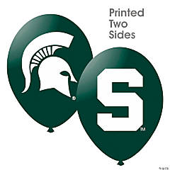 NCAA™ Michigan State Spartans Latex Balloons