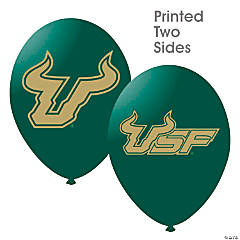 NCAA™ South Florida Bulls Latex Balloons