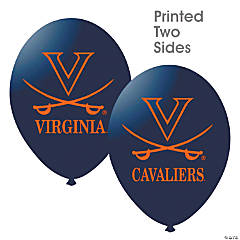 NCAA™ Virginia Cavaliers Latex Balloons