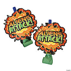 """Aliens Attack!"" Blowouts"