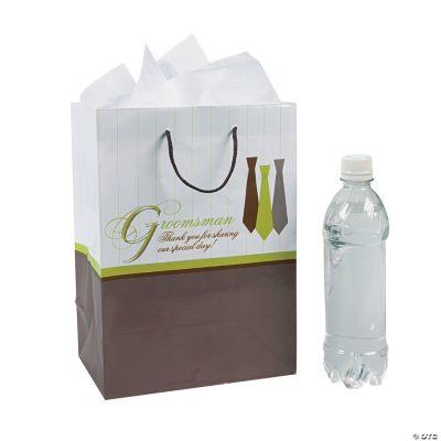 Medium Groomsmen Gift Bags