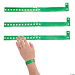 Green Laser Wristbands