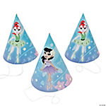 Ballerina Fairies Cone Hats