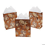 Winter Enchantment Medium Gift Bags
