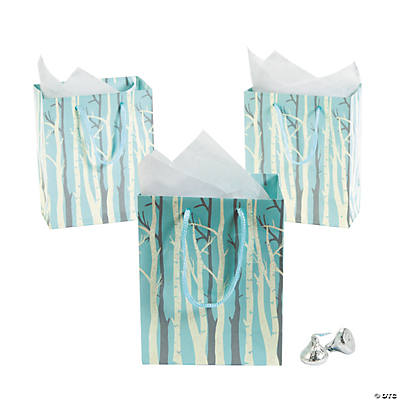 Winter Enchantment Small Gift Bags