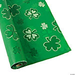 Shamrocks Tablecloth Roll