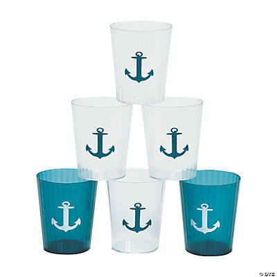 Nautical Shot Glasses