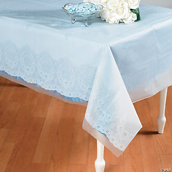 "Wedding ""Lace"" Tablecloth"