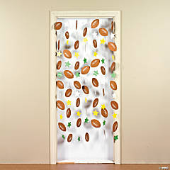 Football Door Curtain